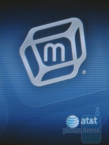 Third party software support - AT&T Navigator, MobiTV, Mobile Banking - LG Shine II GD710 Review