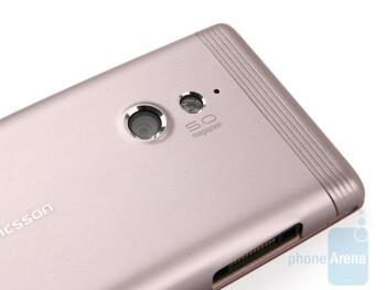 Sony Ericsson Elm - Both models feature 5-megapixel cameras - Sony Ericsson Hazel and Elm Preview