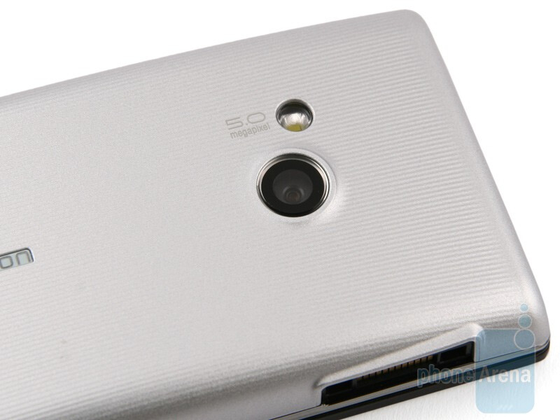 Sony Ericsson Hazel - Both models feature 5-megapixel cameras - Sony Ericsson Hazel and Elm Preview