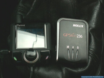Parrot 3400 LS-GPS Bluetooth Car Kit Review