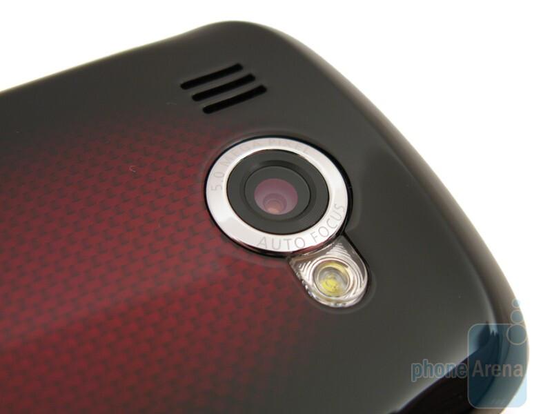 Samsung Omnia II - Verizon Cameraphone Comparison Q4 2009
