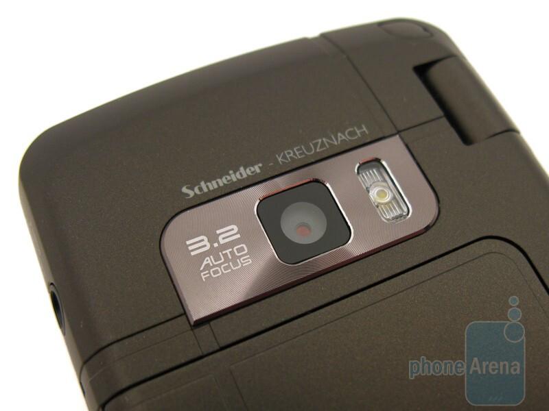 LG enV Touch - Verizon Cameraphone Comparison Q4 2009