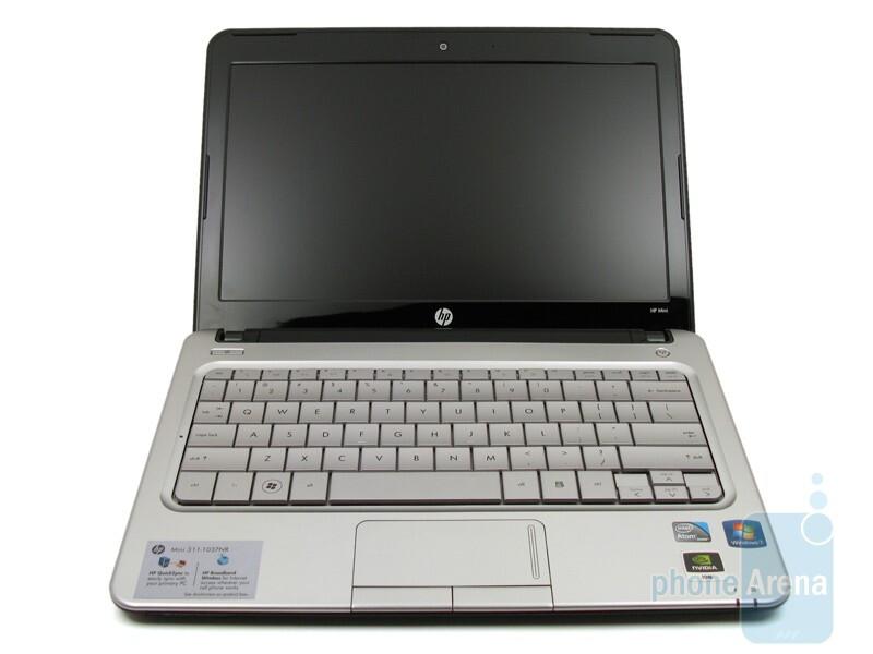 hp mini 311 1037nr netbook review rh phonearena com HP Mini 311 Laptop HP Mini 311 Patterned Lid