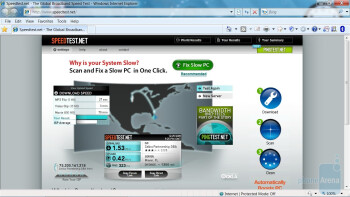 Using the Mobile Broadband card - HP Mini 311-1037NR Netbook Review