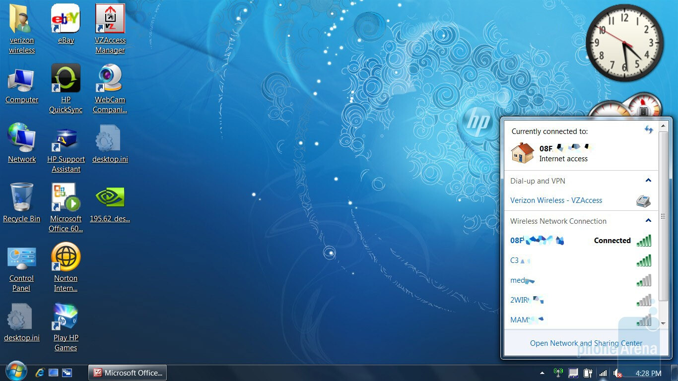 Vzaccess Manager For Windows 7