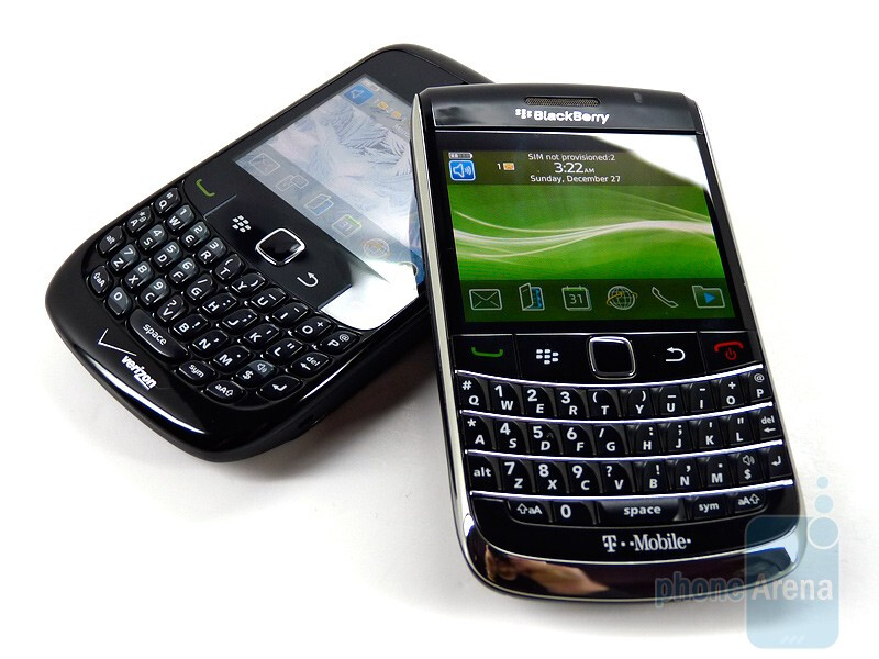 Mi blackberry 9700 no carga el software libre