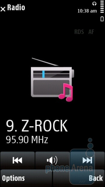 Radio - Nokia X6 Review