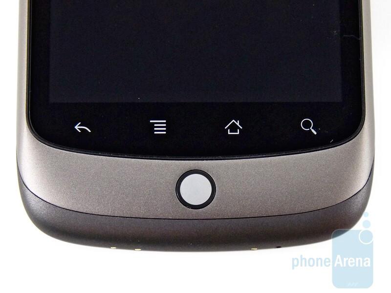 Visually the HTC Nexus One looks very similar to Sprint's Hero - Google Nexus One Review