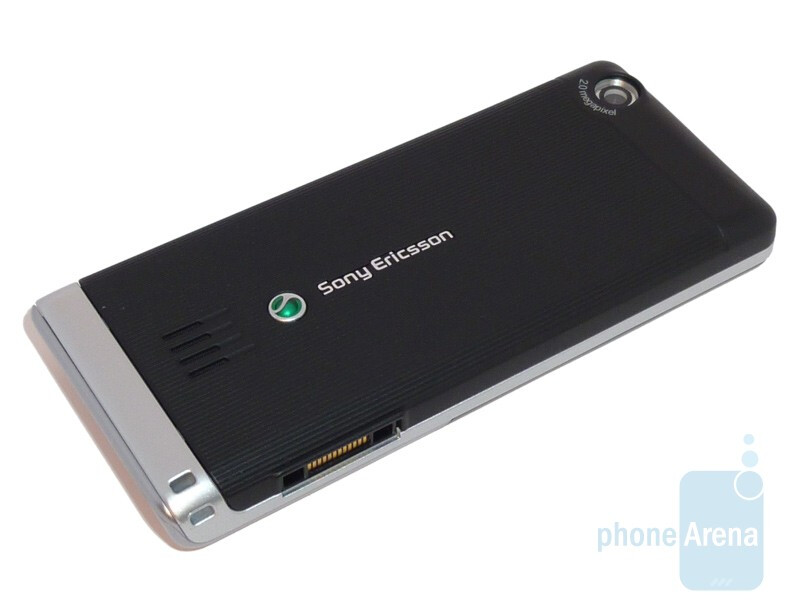 The Sony Ericsson Naite looks sleek - Sony Ericsson Naite Review
