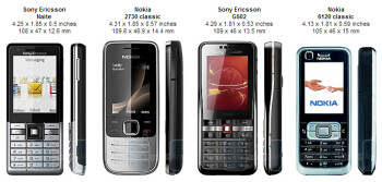 Sony Ericsson Naite Review