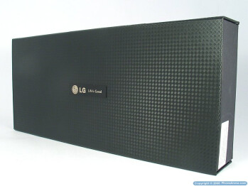 LG KG800 European Chocolate Review