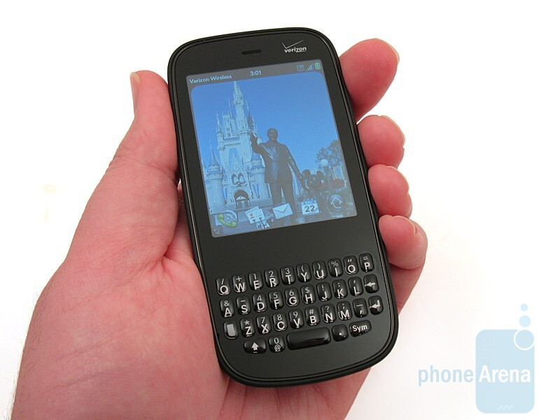The Palm Pixi Plus is thinner and weights less than the Pre Plus - Palm Pixi Plus Review