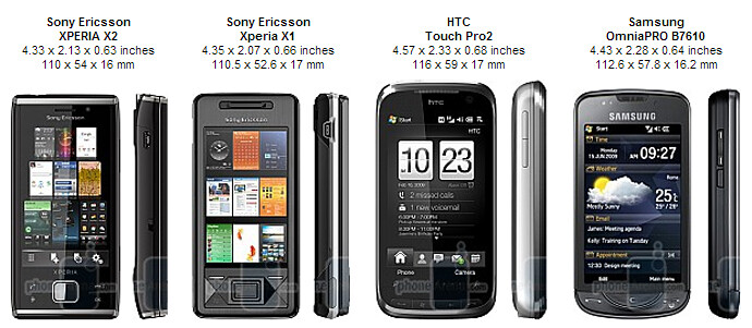 Sony Ericsson Xperia X2 Review
