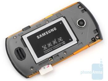 Samsung Monte S5620 Preview