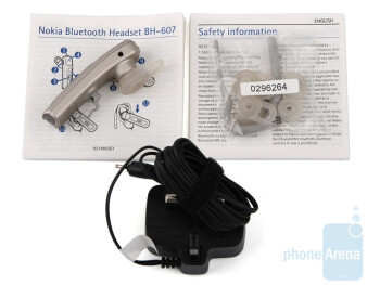 Nokia Bluetooth Headset BH-607 Review