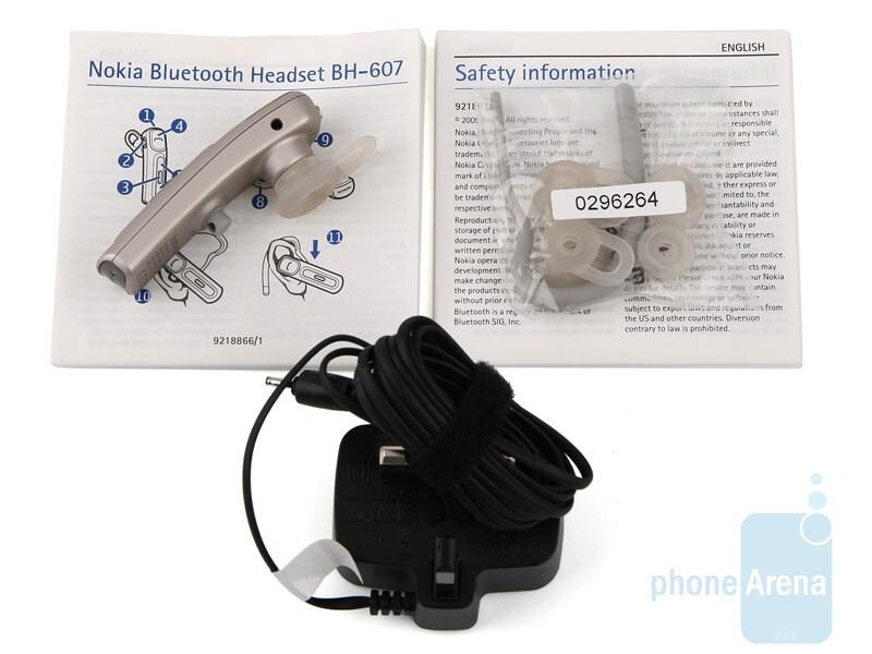 Nokia Bluetooth Headset BH-607 Review