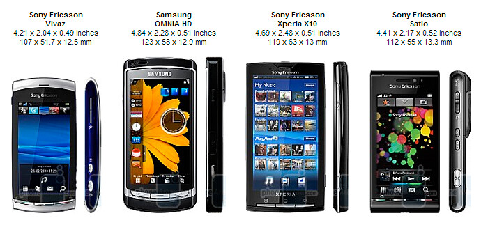 Sony Ericsson Vivaz Preview