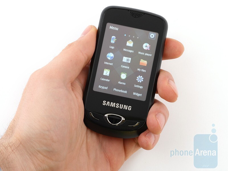 Samsung Corby 3G S3370 Preview