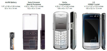 xperia pureness x5_Sony Ericsson Xperia Pureness X5 Review