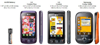 LG Cookie Plus GS500 Preview