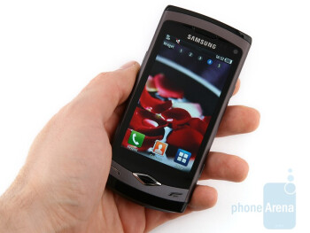 The Samsung Wave S8500 is a very hot  handset that sports a metal chassis - Samsung Wave S8500 Preview