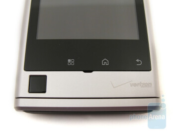 Optical d-pad - Motorola DEVOUR A555 Review