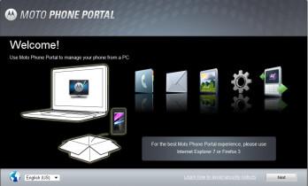 Motorola Phone Portal - Motorola DEVOUR A555 Review