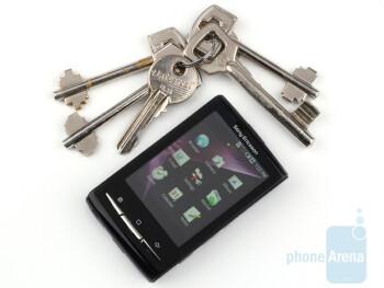 Sony Ericsson Xperia X10 mini Preview