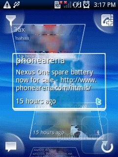 Sony Ericsson Xperia X10 mini Preview