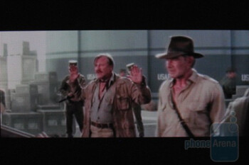 Video playback - Motorola BACKFLIP Review