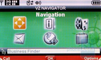 VZ Navigator - Casio G'zOne Brigade C741 Review