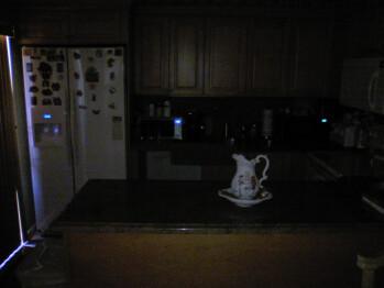 Darkness with flash - Indoor samples - Casio G'zOne Brigade C741 Review