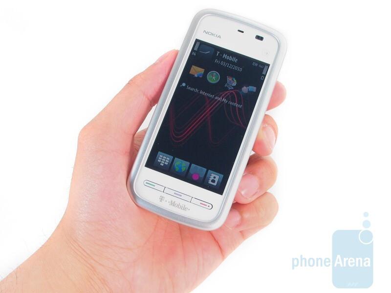 Nokia 5150 The Nokia Nuron 5230 is