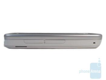 Left side - Nokia Nuron 5230 Review