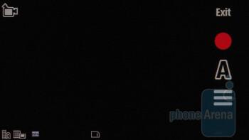 Camcorder - Camera interface - Nokia Nuron 5230 Review