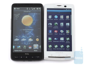 Next to HTC HD2 - Sony Ericsson Xperia X10 Review