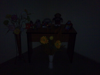 Darkness with flash - Indoor samples - Sony Ericsson Xperia X10 Review