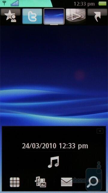 Sony Ericsson Vivaz Specs