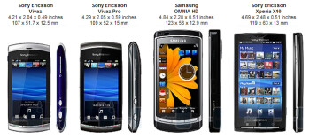 Sony Ericsson Vivaz Review