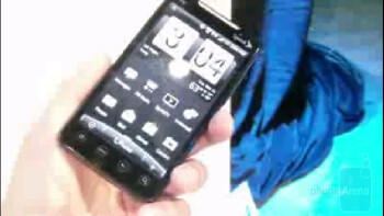 The YouTube app - Sony Ericsson Vivaz Review