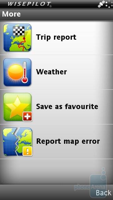 Wisepilot - Sony Ericsson Vivaz Review
