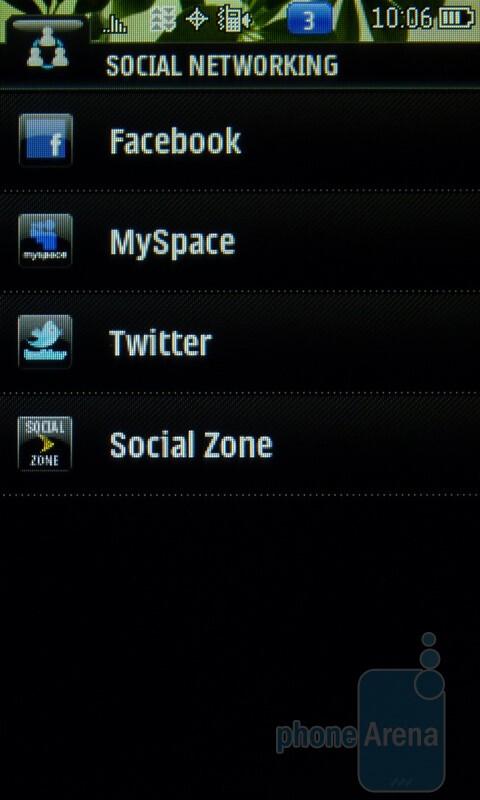 LG Rumor Touch Facebook App - Sprint Community