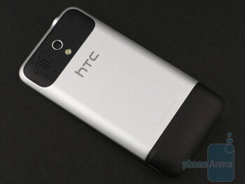 The body of the HTC Legend is made from a solid chunk of metal - HTC Legend Review