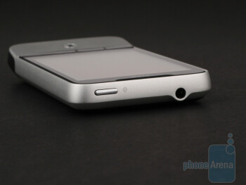The sides of the HTC Legend - HTC Legend Review