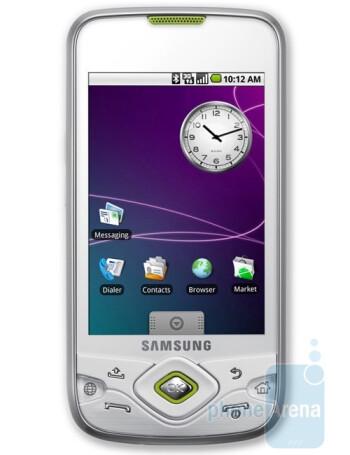 Samsung Galaxy Spica - HTC Legend Review