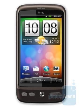 HTC Desire - HTC Legend Review