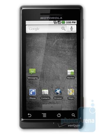 Motorola DROID - HTC Legend Review