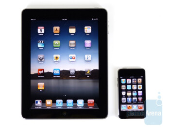 The iPad looks like a giant iPhone - Apple iPad Review