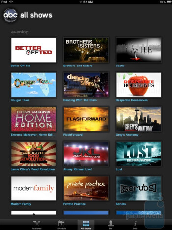 ABC Player - Apple iPad Review