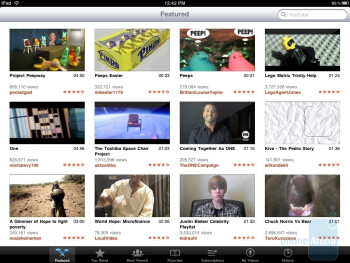 The browser of the Apple iPad doesn't support Flash - Apple iPad Review
